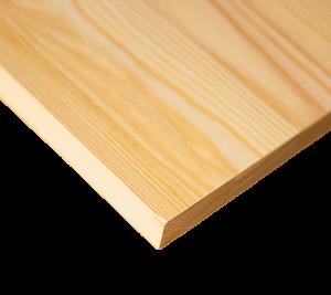 Мебельный щит 18х200х1000 сосна Экстра